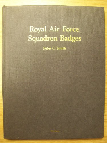 Royal Air Force squadron badges: Smith, Peter Charles