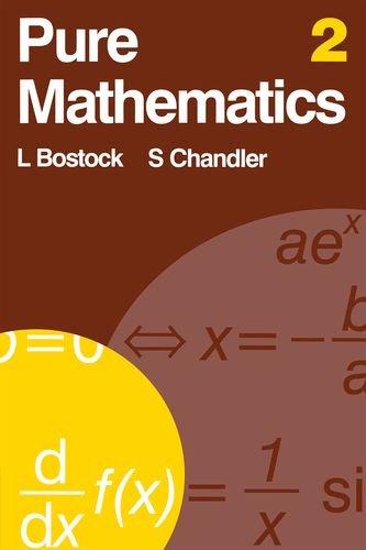 9780859500975: Pure Mathematics 2 (v. 2)