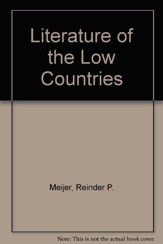 9780859500999: Literature of the Low Countries
