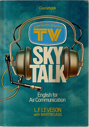 9780859501620: Skytalk: English for Air Communication