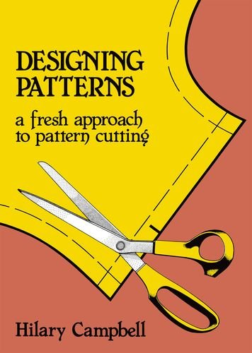 9780859504041: Designing Patterns - A Fresh Approach to Pattern Cutting (Fashion & Design)