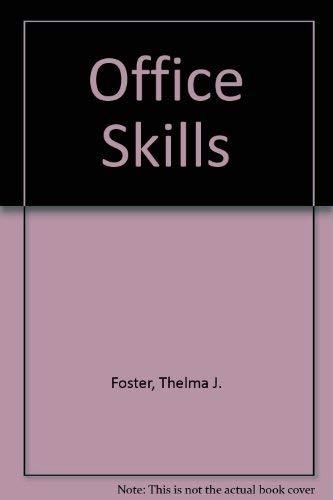 9780859504591: Office Skills