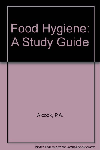 9780859506076: Food Hygiene: A Study Guide