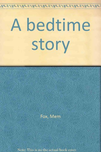 9780859507905: A bedtime story