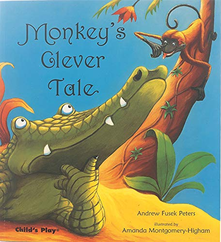 9780859530514: Monkey's Clever Tale (Traditional Tale with a Twist)