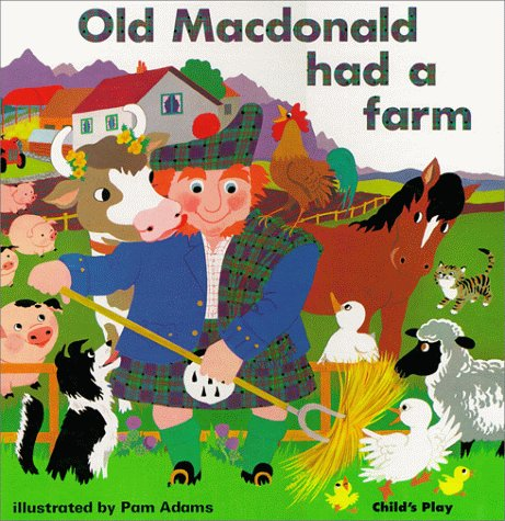 9780859530545: Old Macdonald Had a Farm (Classic Board Books with Holes)