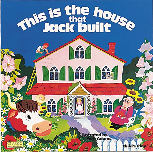 9780859530750: House That Jack Built (Books with Holes (Paperback))