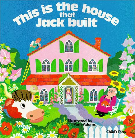 9780859530767: This Is the House That Jack Built (Books With Holes Ser)