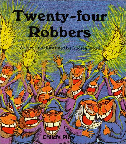 9780859531009: Twenty-Four Robbers (Child's Play library)