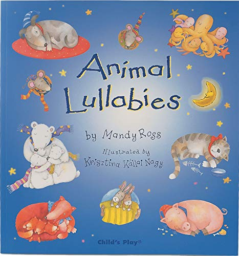 9780859531160: Animal Lullabies (Poems for the Young)