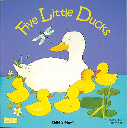 9780859531412: Five Little Ducks (Classic Books with Holes Board Book)