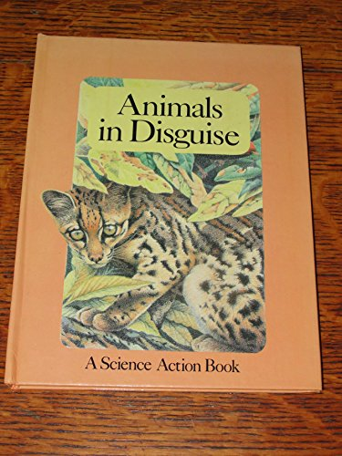Animals in Disguise: Pop-up Book