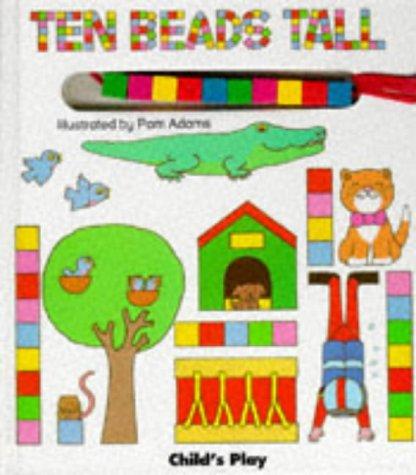 9780859532426: Ten Beads Tall (Activity Board Books)