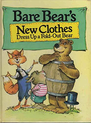 Bare Bears (Child's Play action books): Kerna, Nicholas A.