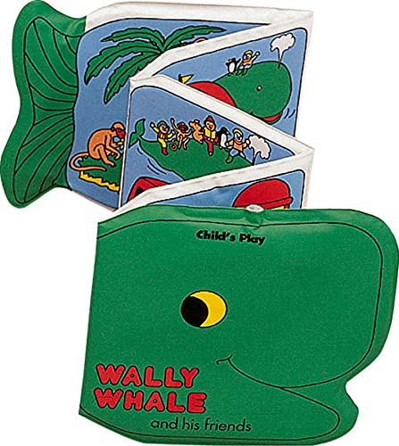 9780859532686: Wally Whale and His Friends (Squeaky Clean)