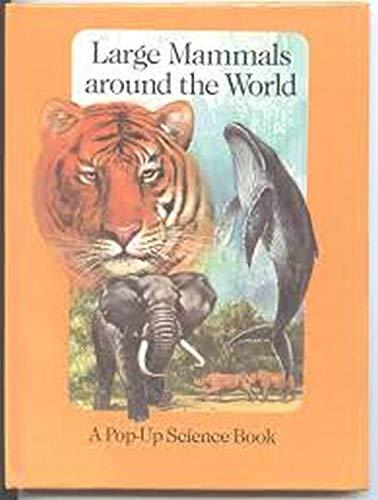9780859532877: Large Mammals Around the World (Science Pop-ups)