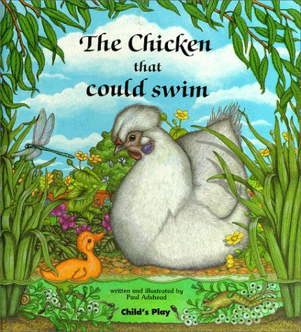 9780859532945: The Chicken That Could Swim (Child's Play Library)