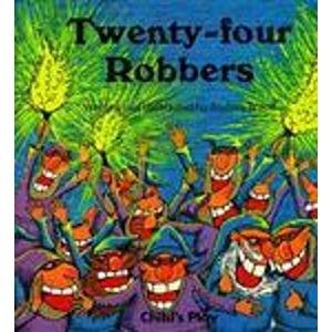 9780859533249: Twenty-Four Robbers (Child's Play Library)