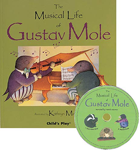 9780859533331: The Musical Life of Gustav Mole (Child's Play Library)