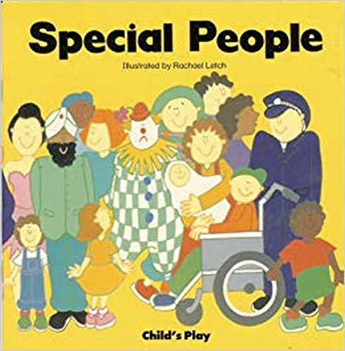 9780859533508: Special People (Who Cares?)