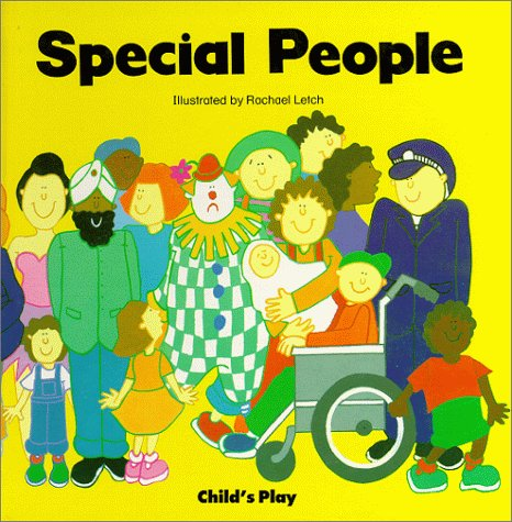 9780859533607: Special People (Who Cares?)