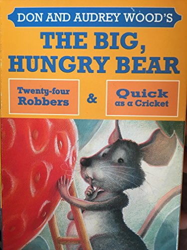 9780859533836: Hungry Bear / Quick as a Cricket / 24 Robbers (Video) [VHS]