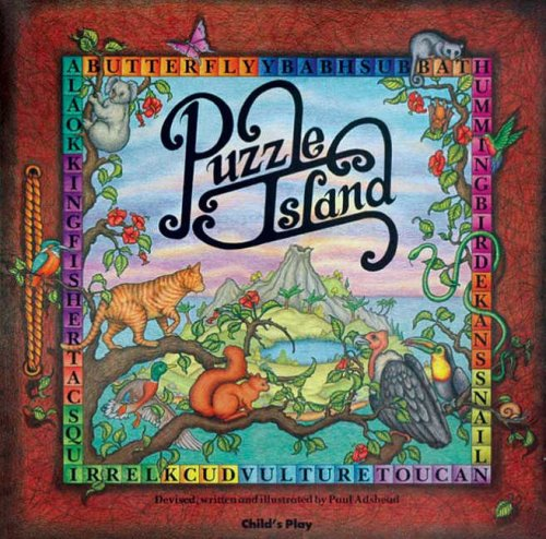 9780859534031: Puzzle Island (Child's Play Library)