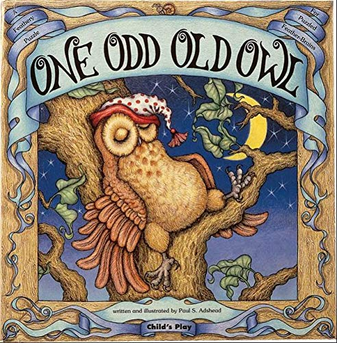 One Odd Old Owl (Child's Play Library): Adshead, Paul