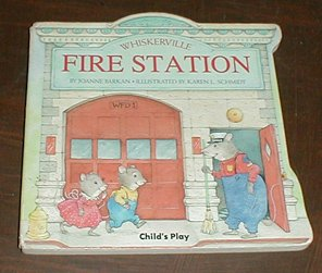 9780859534338: Fire Station (Whiskerville)