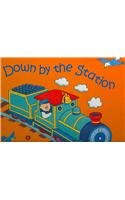 9780859534574: Down by the Station (Classic Books With Holes)