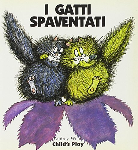 9780859535755: I Gatti Spaventati