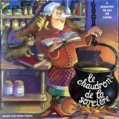9780859535991: Le Chaudron de la Sorciere