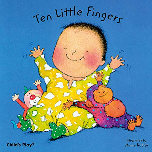 9780859536103: Ten Little Fingers