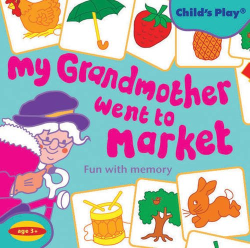 My Grandmother Went to Market (085953619X) by Pam Adams