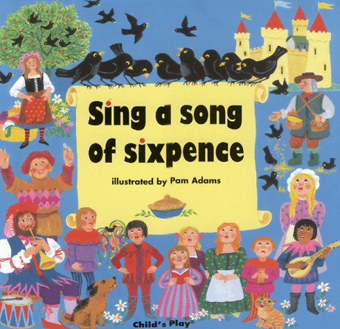 9780859536271: Sing a Song of Sixpence (Books with Holes)