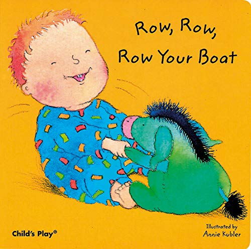 9780859536585: Row, Row, Row Your Boat (Baby Board Books)