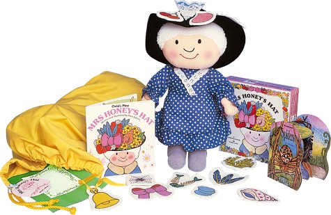 9780859536790: Mrs Honey's Hat Storysack (Storysacks)