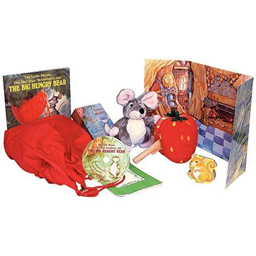 9780859536844: The Big Hungry Bear Storysack (Storysacks)
