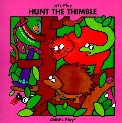 Hunt the Thimble (Lets Play - Activity: Badessa, Rosella and