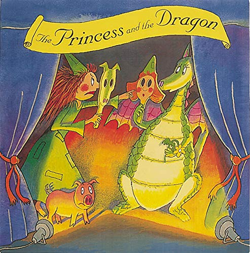 9780859537179: The Princess and the Dragon Mask Book (Child's Play Library)