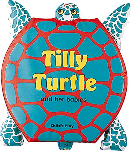 9780859537209: Tilly Turtle And Her Babies (Bath Books) (Squeaky Clean)