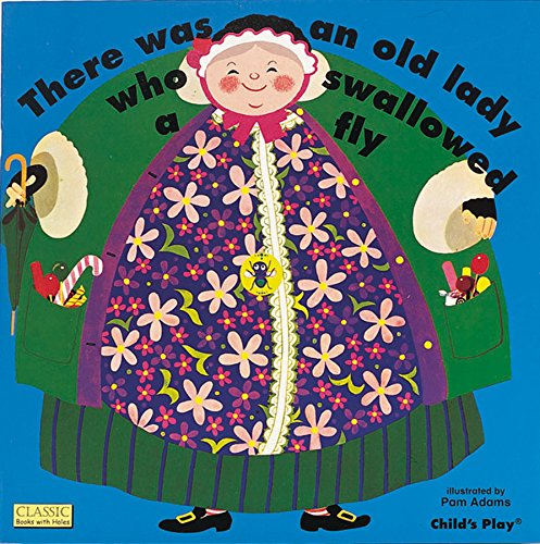 9780859537278: There Was an Old Lady Who Swallowed a Fly (Classic Books with Holes)
