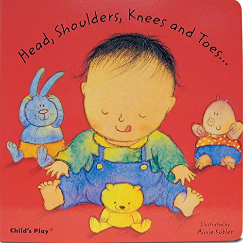 9780859537285: Head, Shoulders, Knees and Toes... (Baby Board Books)