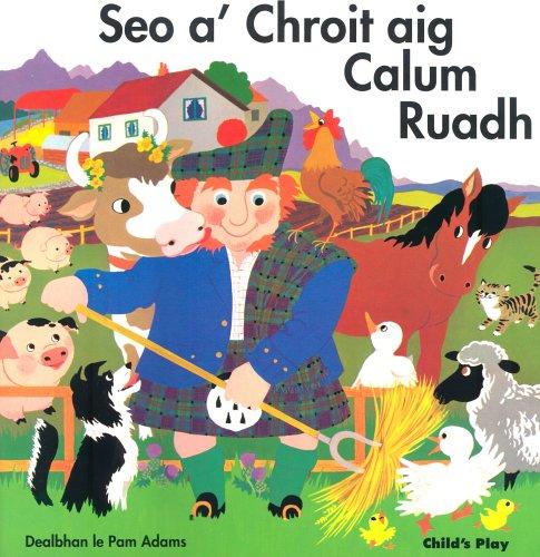 9780859537414: Seo a'Chroit Ruadh (Classic Books with Holes) (Scots Gaelic Edition)