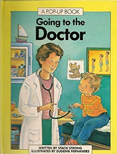 Going to the Doctor: Hardbackborgardt, Marianne (Information Books) (9780859537650) by Marianne Borgardt