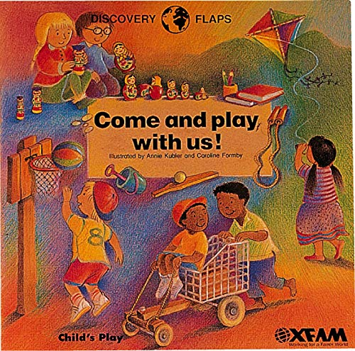 9780859537933: Come and Play With Us (Discovery Flaps) (Welcome Flaps)