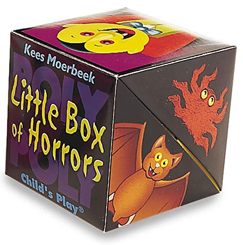 9780859538428: Little Box Of Horrors (Roly Poly Box Books)