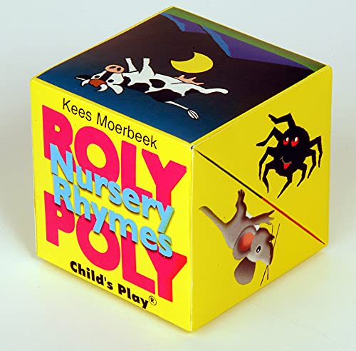 Roly Poly Nursery Rhymes (Roly Poly Books): Kees Moerbeek