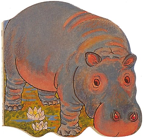 9780859538923: Great Pal Hippo (Great Pals S)