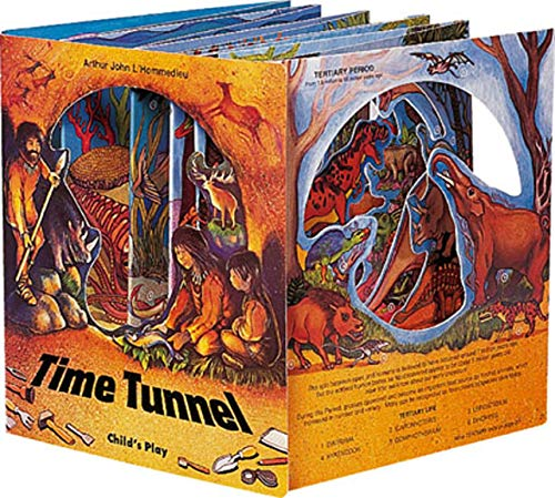 9780859539289: Time Tunnel (Pocket Editions) (Information Books)